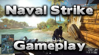 Battlefield 4 Naval Strike DLC Gameplay