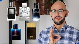 Reviewing 15 Of Y๐ur #1 Most Complimented Fragrances In 4 Minutes   Men's Cologne Review 2021