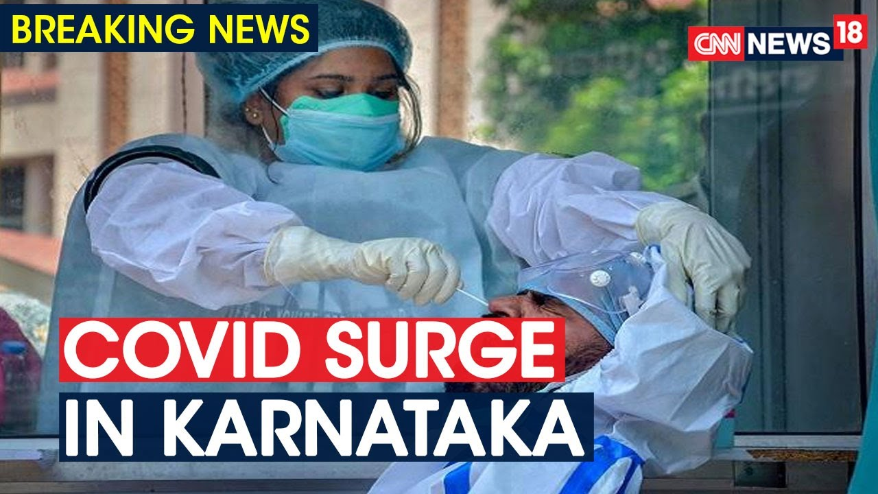 Over 1,839 COVID-19 Cases Recorded In Karnataka In Past 24 Hrs | CNN News18