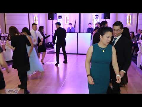 Wedding reception game for the guest |