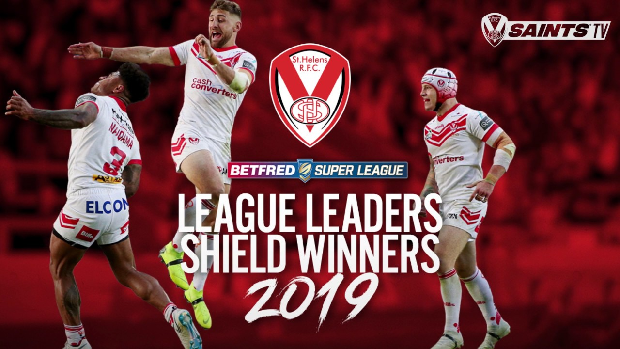 The official website of St Helens R F C