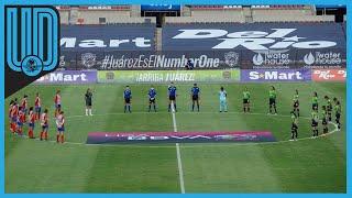 Esto ocurrió en el arranque de la Liga Femenil MX en el duelo entre Juárez FC y Chivas