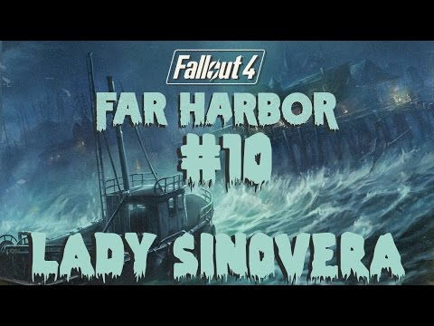 Fallout 4 - Far Harbor DLC: Part 10 Harbor Grand Hotel