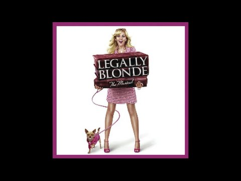 Legally Blonde Cast Recording 21
