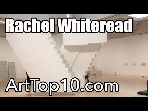 REVIEW: Rachel Whiteread at Tate Modern by Robert Dunt, Artist and Founder of ArtTop10.com