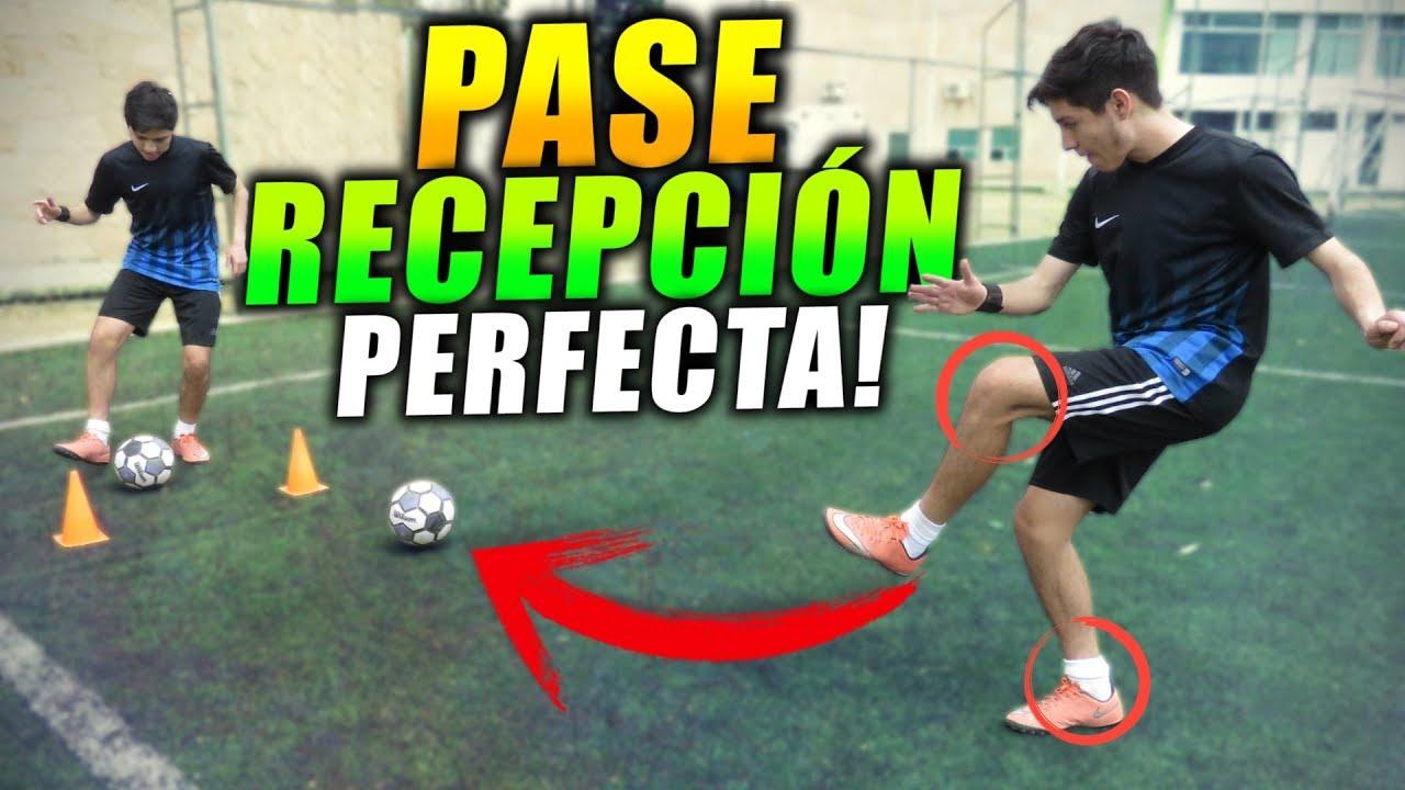 Download COMO dar un PASE PERFECTO!😱😱 Mejora tu técnica de golpeo, pase y recepción del balón en el futbol!
