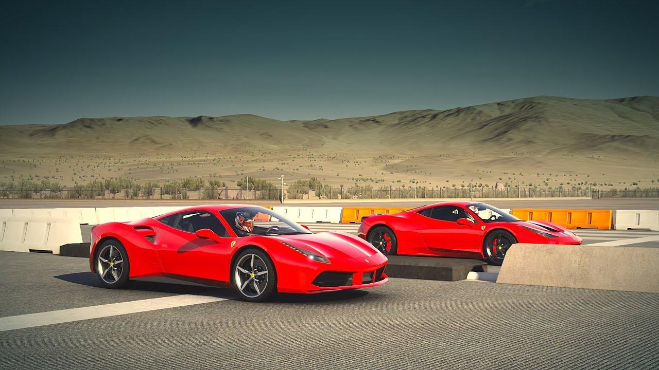 Ferrari 488 Gtb Tune Forza Horizon 3