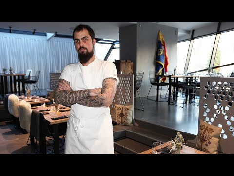 Radu Ionescu dezvăluie cum a dus Kaiamo în top 1000 cele mai bune restaurante din lume