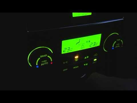как отключить автовключение кондиционера на киа спектра