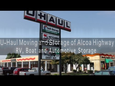 U-Haul Moving And Storage Of Alcoa Highway