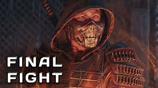 Mortal Kombat (2021) - Final Fight || Last Fight Scene ||Ending Scene Thumb