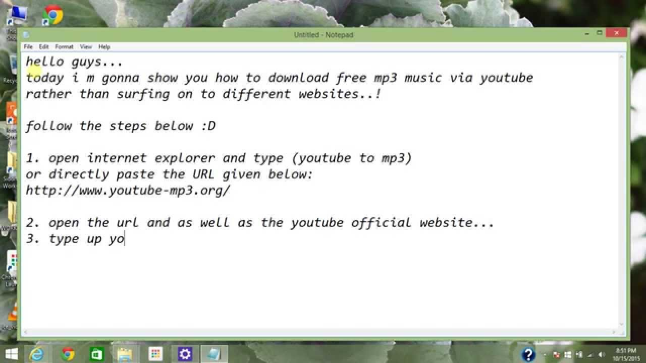 Youtube to mp3 songs software download free