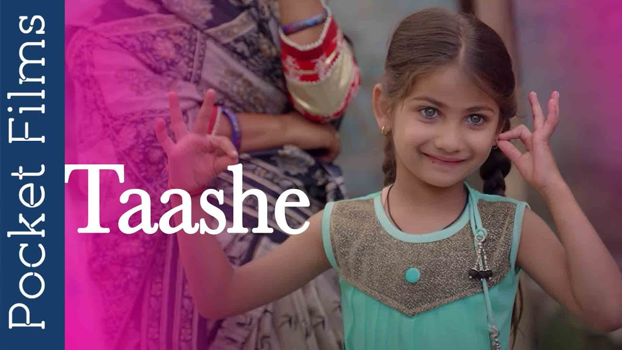Taashe (a music instrument) - Hindi Cute Romantic Short Film | An Innocent Love Story | Award Winner