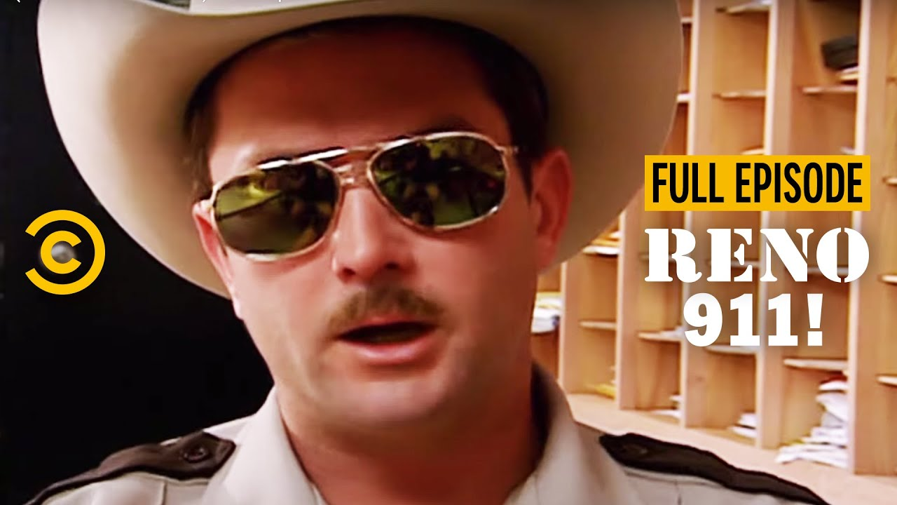 Dangle's Wife Visits (feat. Patton Oswalt) - Full Episode - RENO 911!