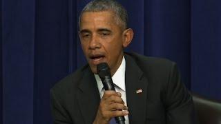 Obama Defends Black Lives Matter Movement