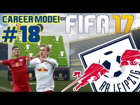 FIFA 17 | Career Mode - RB Leipzig #18 - BRAND NEW SEASON!
