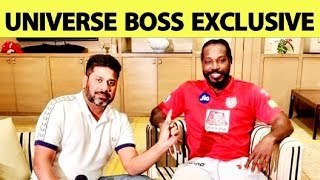 WORLD EXCLUSIVE: Gayle Reveals The Secret Behind Gaylestorm, Says He'd Love an Ind-Windies WC Final