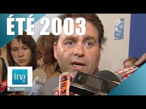 Qu'avons-nous appris de la canicule de 2003 ?