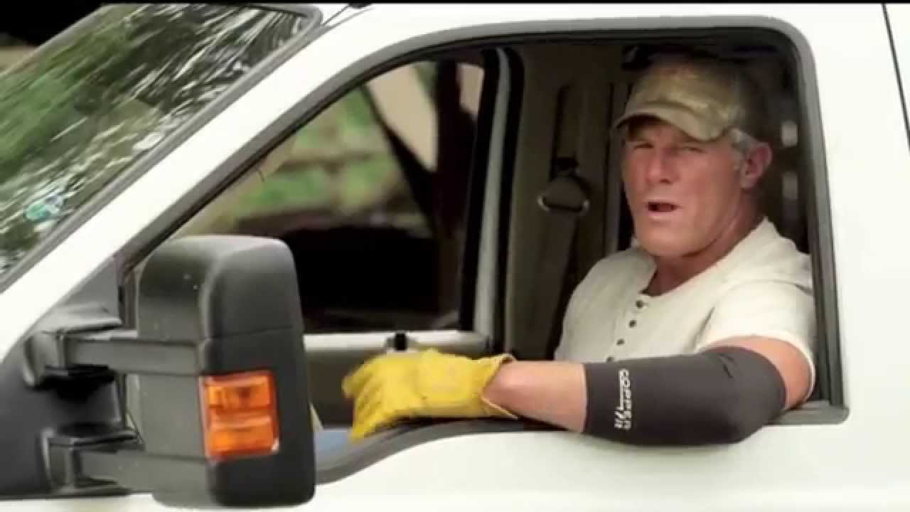 2be48371c1 Brett Favre, Copper Fit Commercial - YouTube