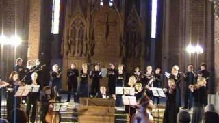 Riga Bach choir/ Wachet auf, ruft uns die Stimme, BWV 140 by Johann Sebastian Bach