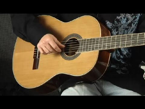 Acoustic vs Classical Guitar
