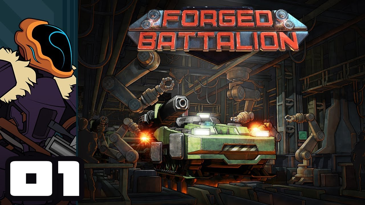 Download Let's Play Forged Battalion - PC Gameplay Part 1 - Mix & Match RTS