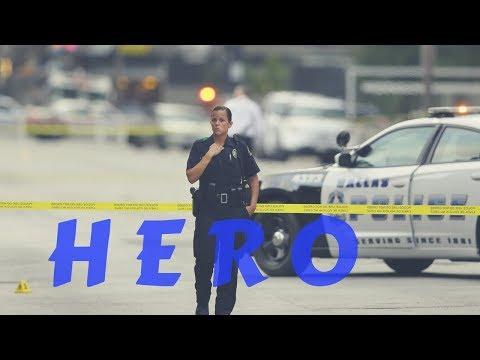 HERO: POWERFUL Police Tribute | OdysseyAuthor