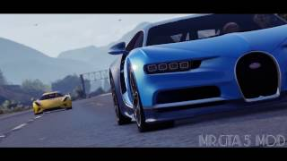 WORLD'S FASTEST HYPER CARS Showcase! Bugatti Chiron, Koenigsegg Regera, Lamborghini Huracan in GTA 5