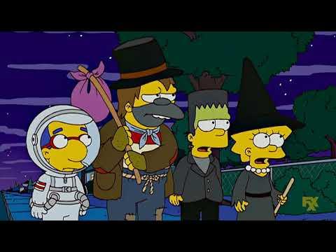 The Simpsons – Treehouse Of Terror XVIII – Clip9