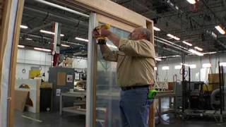 How To Install A-series Gliding Patio Door
