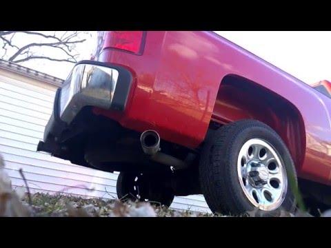 2007 Chevrolet Silverado - 5.3L Cherry Bomb Extreme