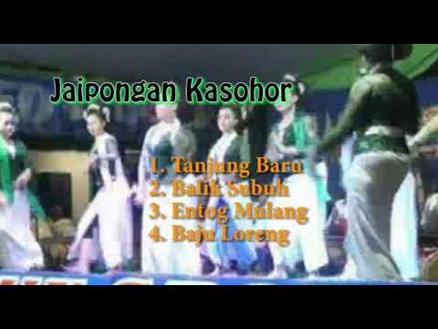 Jaipongan Kasohor Tanjung Baru, Oceng Lancip,baranyar, Namin Group