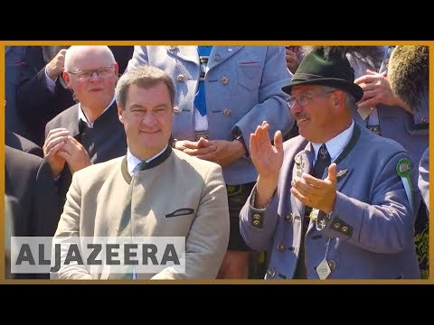 🇩🇪 Are Merkel's allies set to lose majority in Bavaria elections? | Al Jazeera English