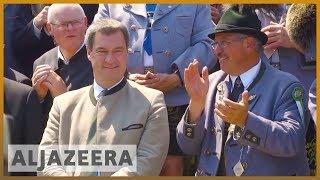 🇩🇪 Are Merkel's allies set to lose majority in Bavaria elections?   Al Jazeera English