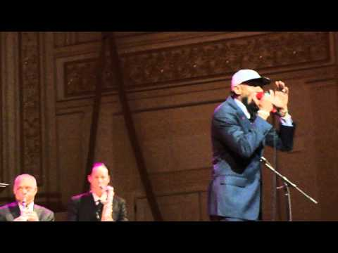 """Preservation Hall Jazz Band W/Mos Def, Troy Andrews, Allen Toussaint """"It Ain't My Fault"""""""
