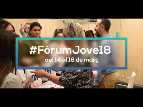 Spot #FòrumJove18
