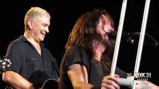 Man Invited on Stage by Foo Fighters Explains Why He Was Crying on Fox 31 News