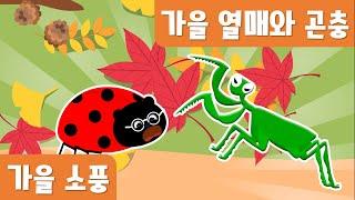가을소풍|가을열매동화|가을곤충동화