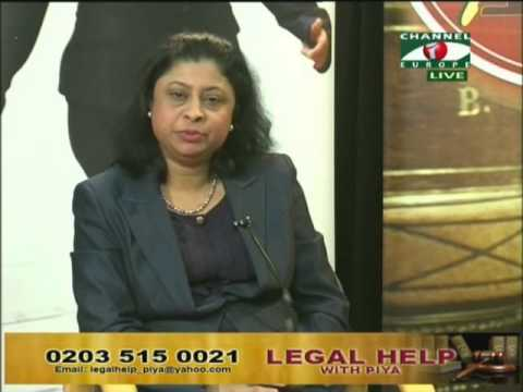 Legal Help with Piya 1 February 2014, P2