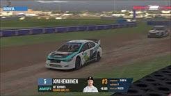 iRacing Rallycross World Championship Series: Haastattelussa Joni Heikkinen