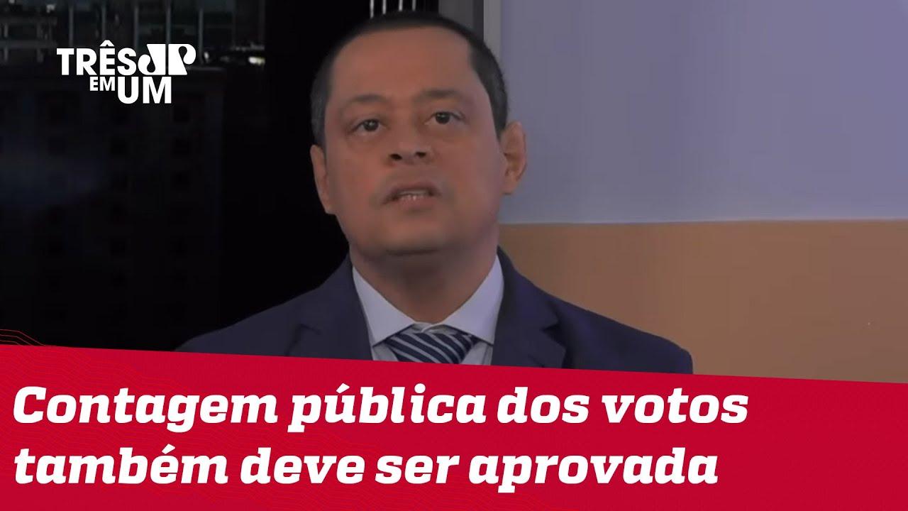 Jorge Serrão: É inaceitável STF e TSE serem reacionários sobre o aprimoramento do sistema eleitoral