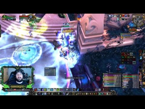 World of Warcraft | BASTIÓN NOCTURNO HEROICO  y MÍTICO- DK ESCARCHA  - RAGESTORM