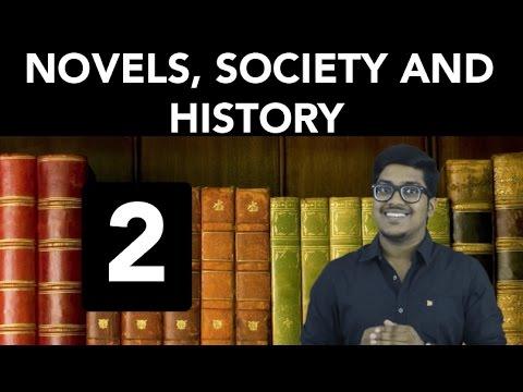 History: Novels, Society and History (Part 2)