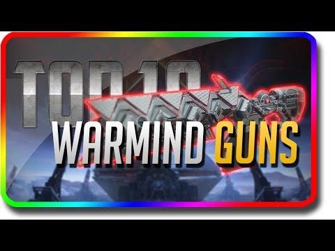 "Destiny 2 - ""Top 10 Warmind Guns"" in Crucible & PvE (Destiny 2 Warmind DLC ""Top 10"")"
