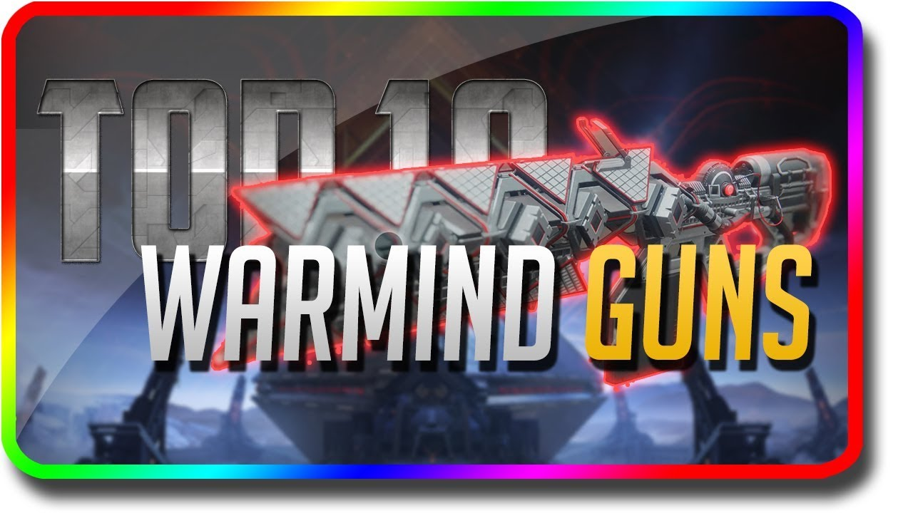 destiny 2 warmind weapons