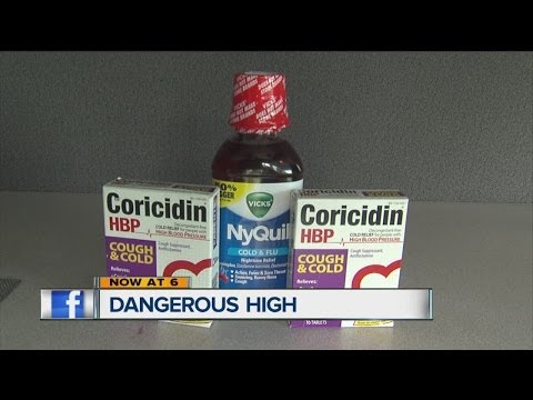 Father Says Son Abused Over-the-counter Medicine