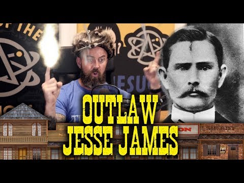 Timesuck | The Outlaw Jesse James And The James-Younger Gang