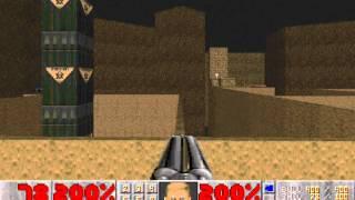 Doom II (100%) Walkthrough (Map24: The Chasm)