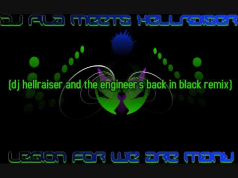 Dj Pila Meets Dj Hellraiser - Legion For We Are Many