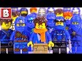 Every LEGO Jay Minifigure EVER MADE!!! | Ninjago 2018 Collection Update